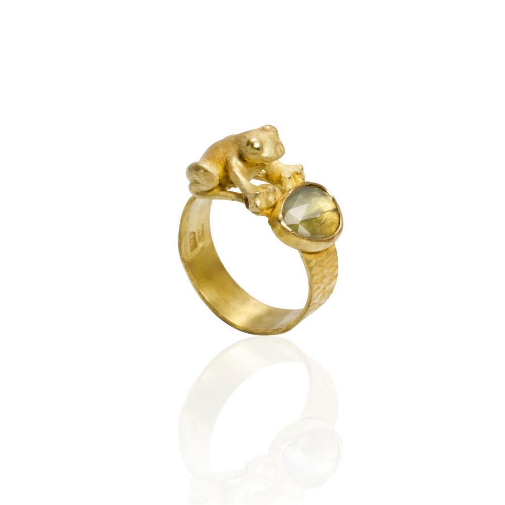 Frog Ring