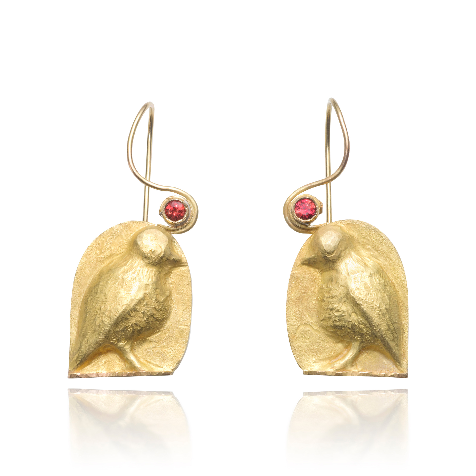 Partridge Earrings