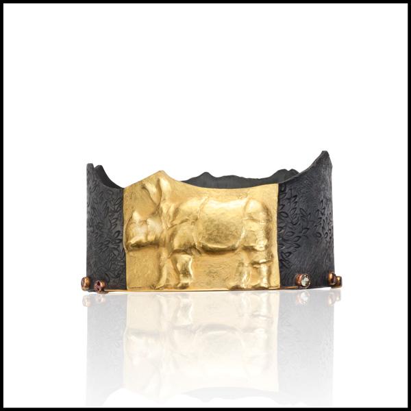 Baby Rhino Bracelet
