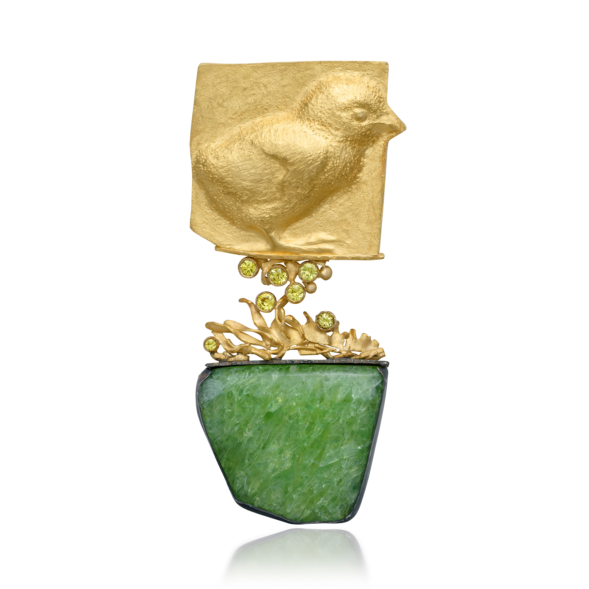 Chick Brooch