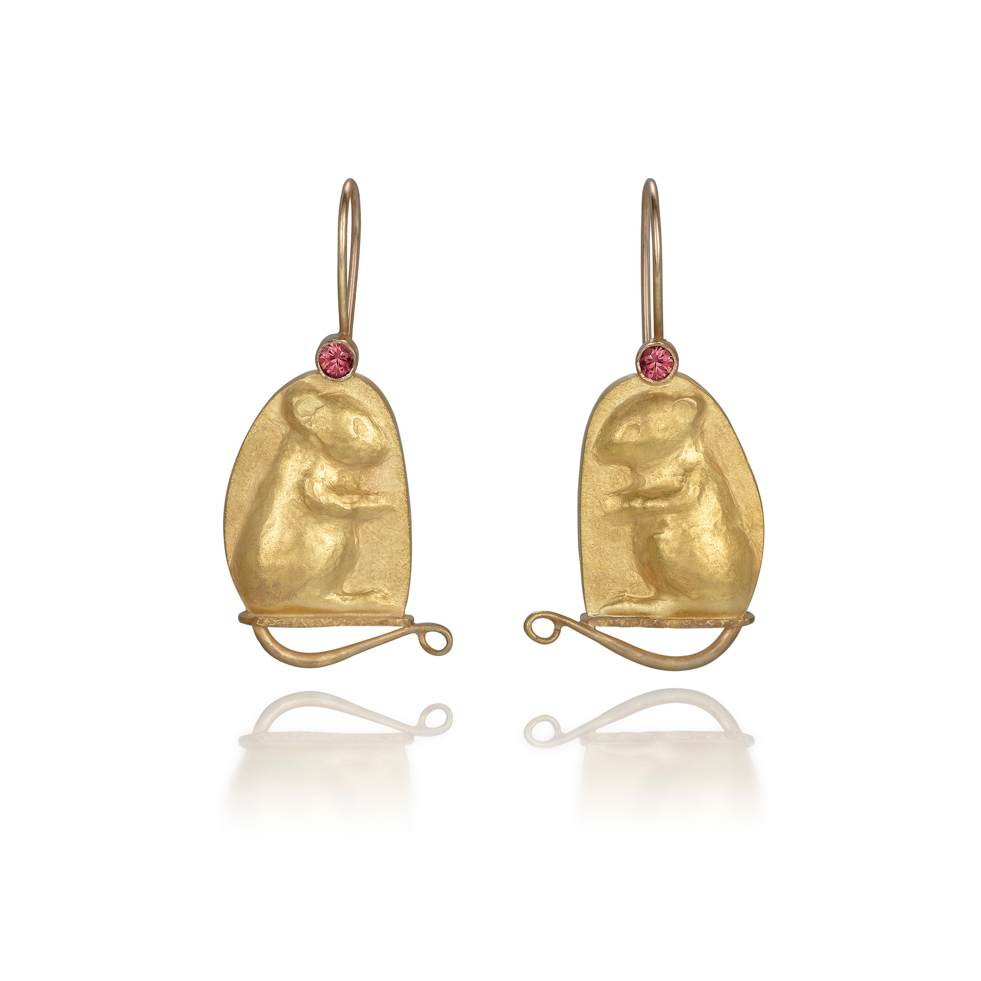 Mice Earrings